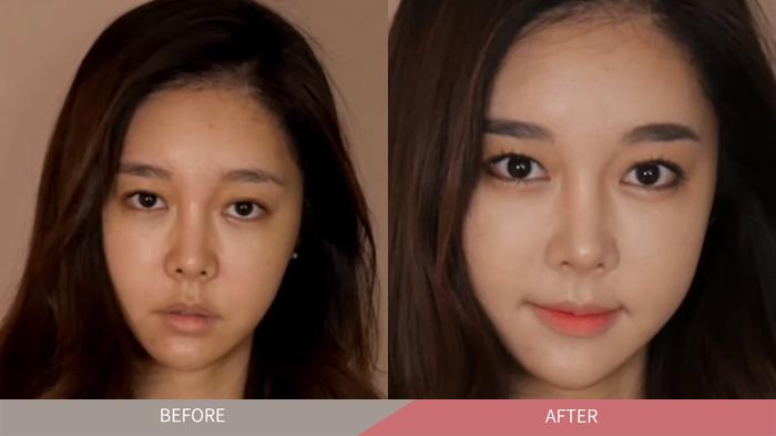 韓妞的日常妝容~眼皮跟打底才是韓妞的心機