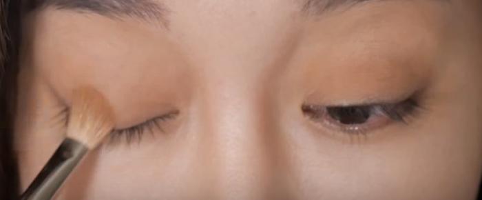 韓妞的日常妝容眼皮跟打底才是韓妞的心機4