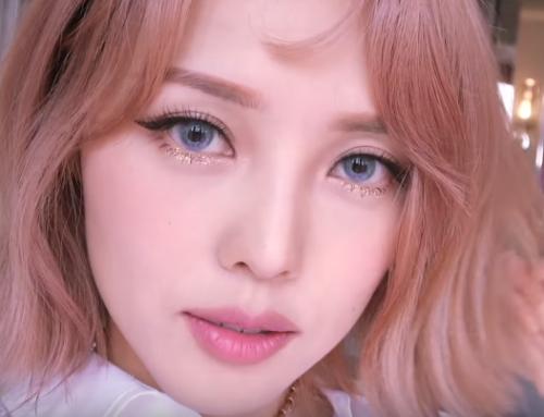 【眼睛下方像流星劃過一樣夢幻~絕對適合台灣女生的「流星眼妝」!】| PONY