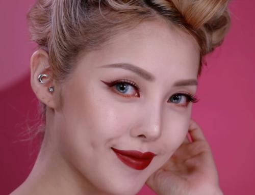 【粉色妝再進化 打造夏日專屬的光澤粉紅妝】| PONY
